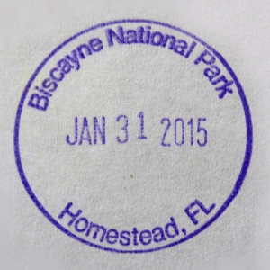 Biscayne Stamp