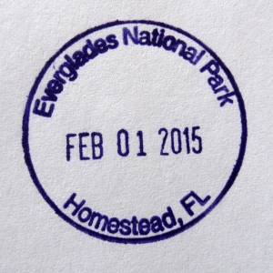 Everglade Stamp