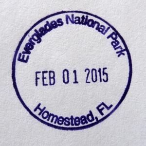 Everglade Stamp