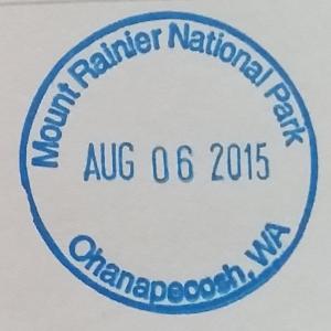 Rainier Stamp