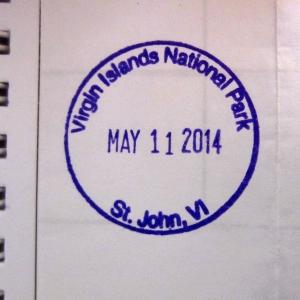VI Stamp