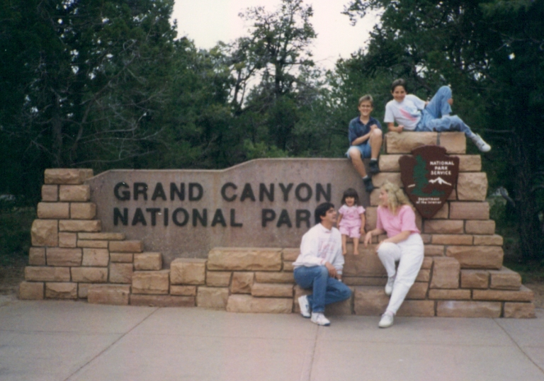 Grand Canyon Whole Family