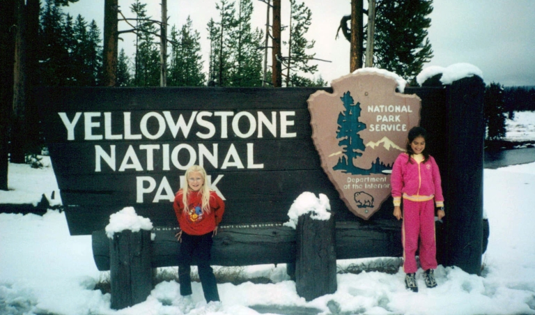 Yellowstone with Chelsea