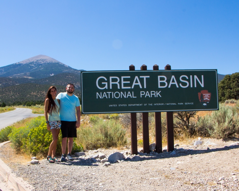 Great Basin Sign for Blog